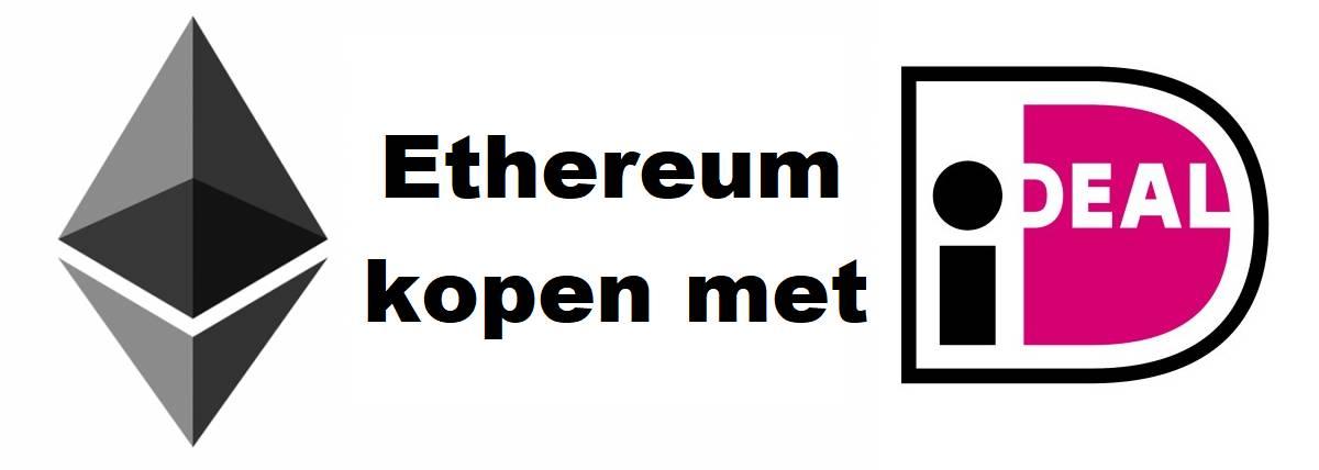 Ethereum kopen met iDeal